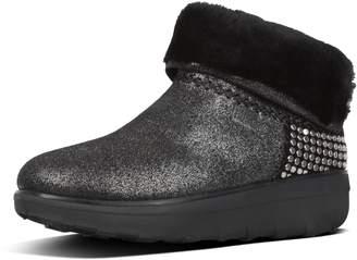 FitFlop Mukluk Shorty Ii Rockstud Shimmersuede Boots