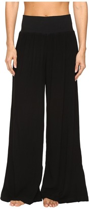 Hard Tail - Flat Waist Pants Women's Casual Pants $100 thestylecure.com