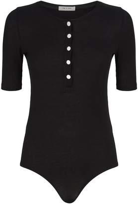 Rag & Bone Button-Up Bodysuit