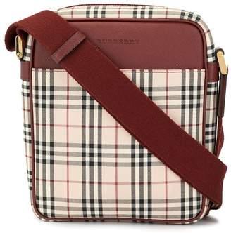 Burberry Pre-Owned Check shoulder bag