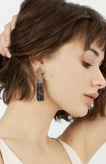 Women's Baublebar Mini Metallic Pinata Statement Earrings 3