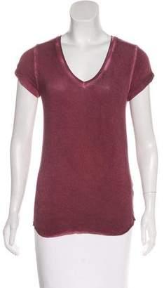 Paige Short Sleeve V-Neck T-Shirt