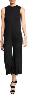 Rachel Pally Cassius Ribbed Sleeveless Jumpsuit, Plus Size
