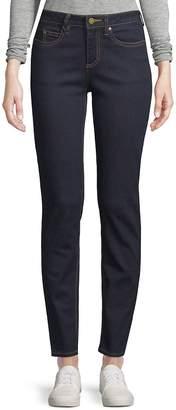 Vince Camuto Women's Five Pocket Skinny Jeans - Midnight Denim, Size 28 (4-6)