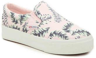 Superga 2398 Fantasy Platform Slip-On Sneaker - Women's