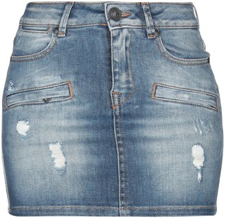 Pierre Balmain Denim skirts
