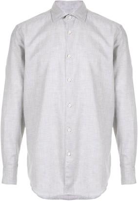 Ermenegildo Zegna button up shirt