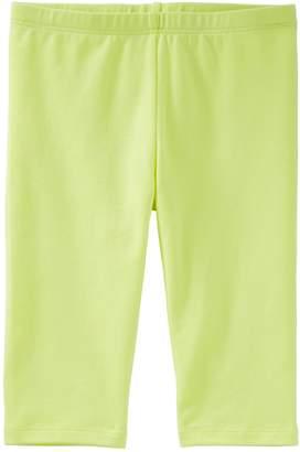 Osh Kosh Oshkosh Bgosh Girls 4-12 Solid Capri Leggings