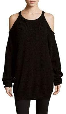 IRO Lineisy Cold Shoulder Sweater