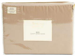 800tc Cotton Rich Sateen Sheet Set