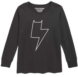 Munster Bolter Long Sleeve T-Shirt