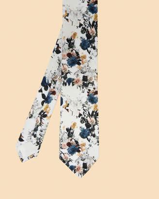 Ted Baker HARRAS Floral silk tie