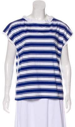 MiH Jeans Oversize Striped Top