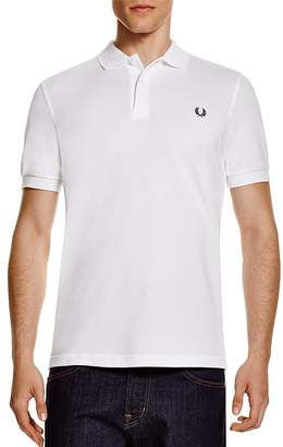 Fred Perry Slim Fit Piqué Polo Shirt