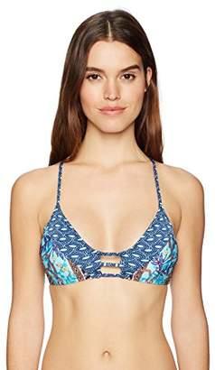 Sperry Women's Strappy Bralette Bikini Swimsuit Top