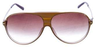Christian Dior Tahuata Mirrored Sunglasses