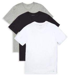 Michael Kors Set of 3 Performance Cotton Tees