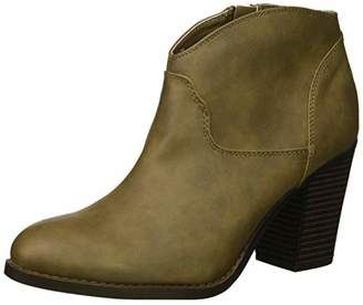 XOXO Women's Cammie Ankle Boot