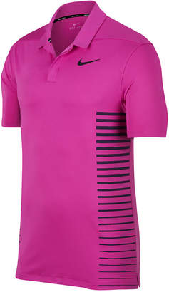 Nike Men's Golf Cooling Print Polo
