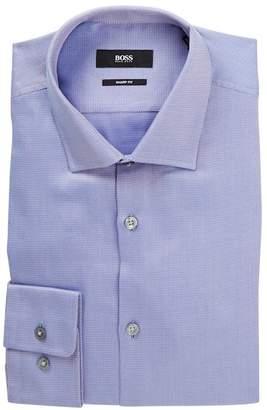 BOSS Marley Long Sleeve Sharp Fit Shirt