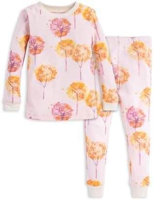 Burt's Bees Fall Foliage Organic Baby Pajamas