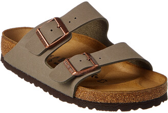 Birkenstock Arizona Birko-Flor Leather Sandal