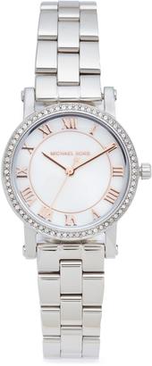 Michael Kors Petite Norie Watch $225 thestylecure.com