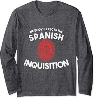 Nobody Expects The Spanish Inquisition Shirt Funny