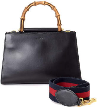 Gucci Nymphaea Small Top Handle Handbag - Vintage