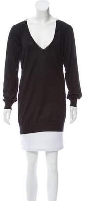 Stella McCartney Silk & Cashmere Sweater