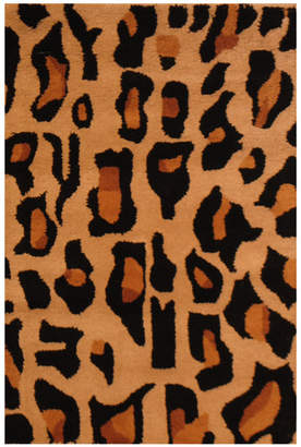 Herat Oriental Hand-Tufted Animal Print Area Rug