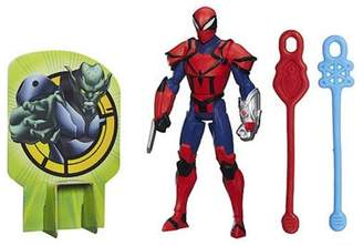 Spiderman Marvel Ultimate Web Warriors - Spider Knight Figure