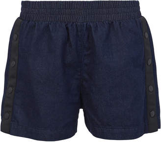 3x1 Side Snap Shorts