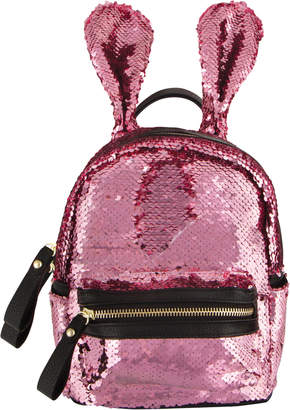 Fashion Angels Sequin Bunny Backpack