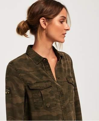 Superdry Roxanne Military Shirt