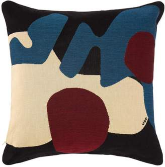 Viso PROJECT Tapestry abstract cotton cushion
