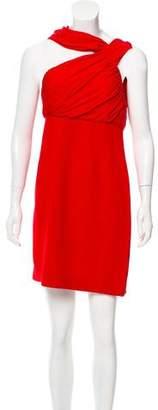 Rachel Zoe One-Shoulder Mini Dress w/ Tags