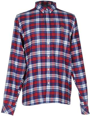 Lacoste LVE L!VE Shirts - Item 38567819TE