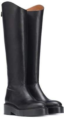 Clergerie Canada leather boots
