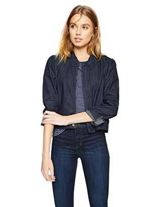 Lucky Brand Women's Shrunken Bomber Jacket