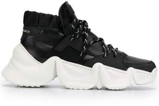 Philipp Plein Original hi-top sneakers