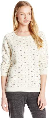 Alternative Women's Eco Fleece Dash Pullover
