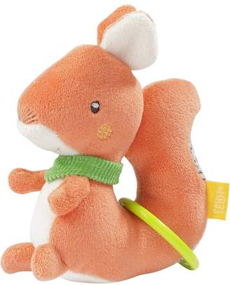 Fehn 061079 Fehn 061079 Ring Grabber Squirrel Toy for Rattling Feeling