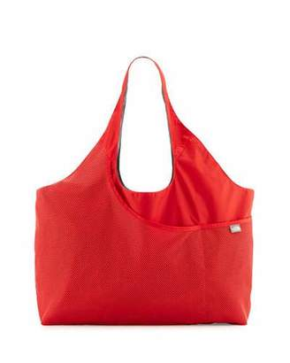 The North Face On the Run Tote Bag, Melon/Zinc $35 thestylecure.com