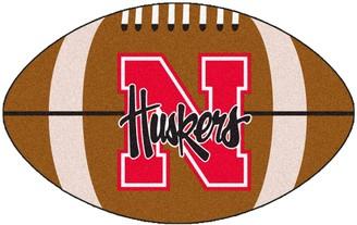 NCAA Fanmats FANMATS Nebraska Cornhuskers Rug