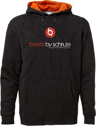 Lrg BSW Unisex Beets (Beats) by Schrute Headphones The Office Premium Hoodie SM