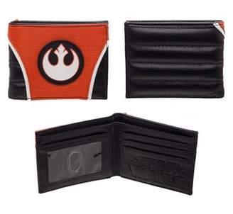 Star Wars Rebel Alliance Logo Faux Leather Bi-Fold Wallet