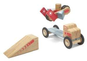 Tegu Stunt Team Jumper Toy
