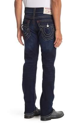 True Religion Slim Flap Pocket Jeans