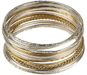 Multiple Bangle Set